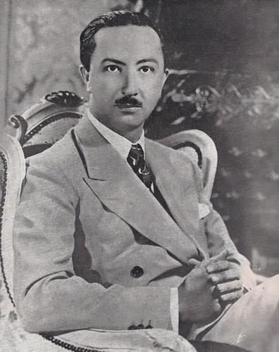 Prince Abd El   Ilah 1953