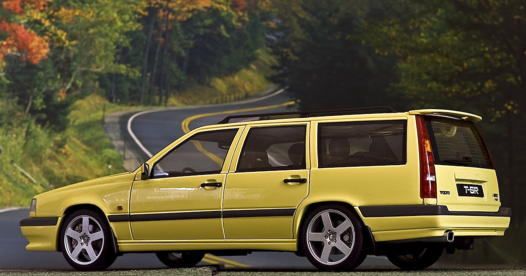 Volvo 850 T5R Estate | 1:18 | SpeedHunter XxX | Flickr