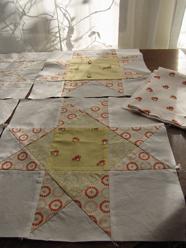 Star Sampler Quilt | by Charise *