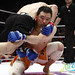 Sakuraba's ear rips