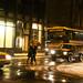 Broadway crossing, New York City Snowstorm 2011