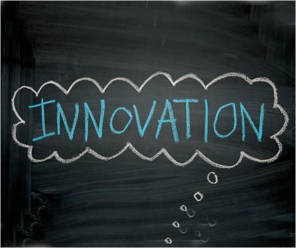 Missy Schmidt: Innovation chalkboard