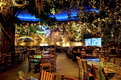 Rainforest Cafe Sawgrass Menu