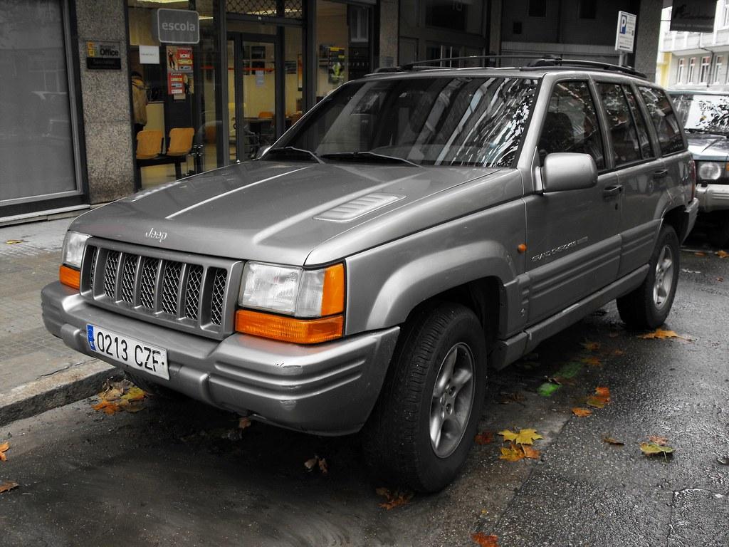 2010 Jeep Cherokee >> 1998 Jeep Grand Cherokee Limited LX 5.9 V8 | FiatTipoElite | Flickr