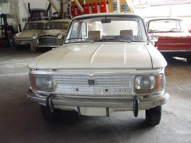 1973 NSU Prinz 1200 C