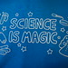 """Science is Magic"" T-Shirt Detail"