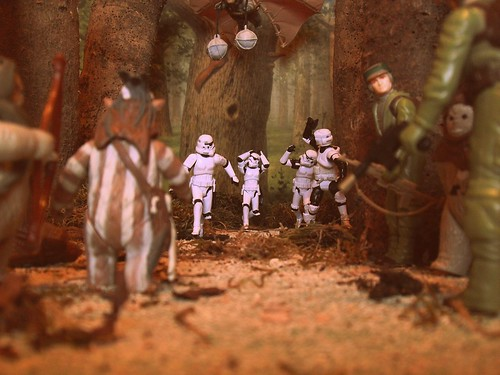 Battle of Endor | by beru whitesun
