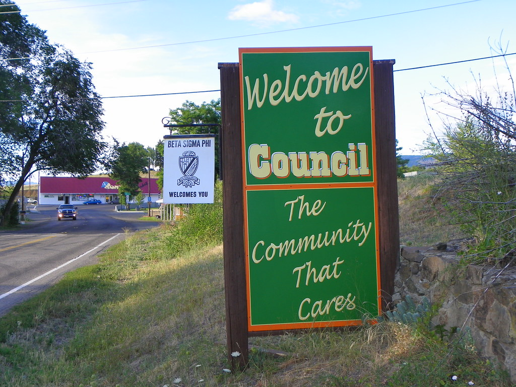 Welcome To Council Idaho Council Is The County Seat Of