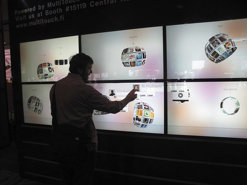 Official 2011 CES Twitter Wall | by International CES