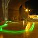 Me Skating Photon Lightboard - 15 Second Exposure...