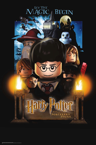 Lego Harry Potter and the Sorcerer's Stone | by Oky - Space Ranger