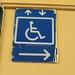 wheelchair must double as elevator
