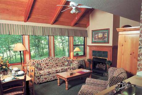 Villa Living Room - Christmas Mountain Village | The Bluegre… | Flickr