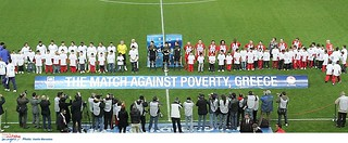 Match Against Poverty to support Haiti and Pakistan | by United Nations Development Programme