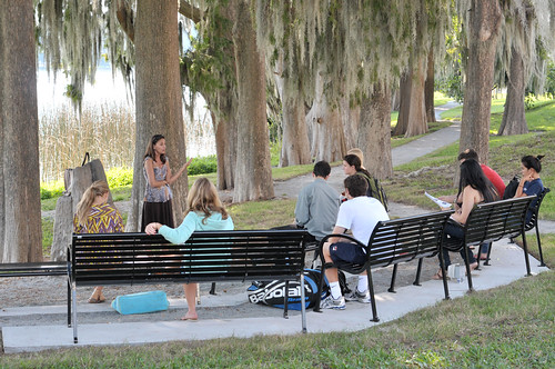 Outdoor Classroom | by Rollins College