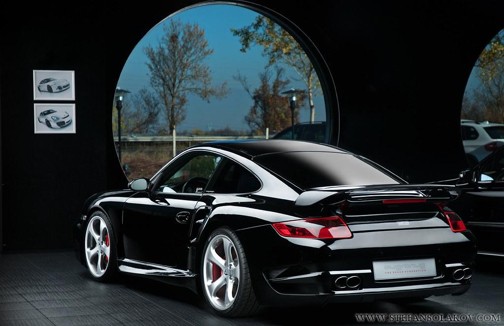 Porsche 911 997 Turbo Techart Tuning This Porsche 997