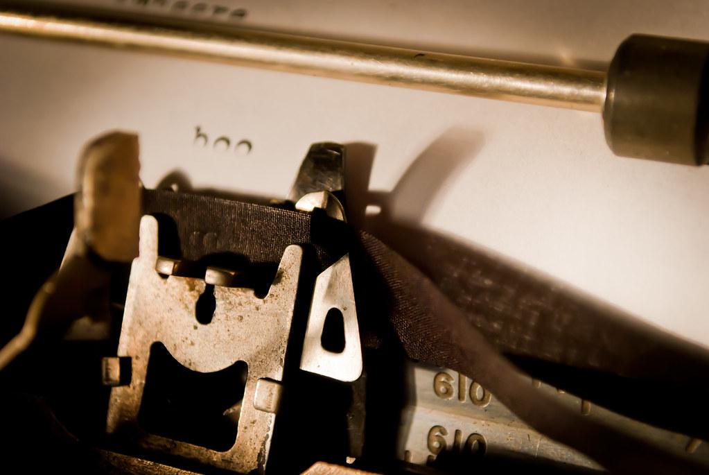 Znači ti bi da budeš pisac?