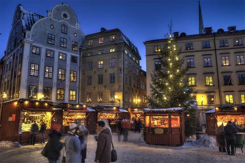 Christmas Market in Old Town | by Michael Cavén