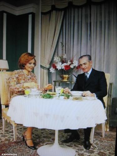 H m shah and empress farah pahlavi flickr photo sharing for Shah bano farah pahlavi
