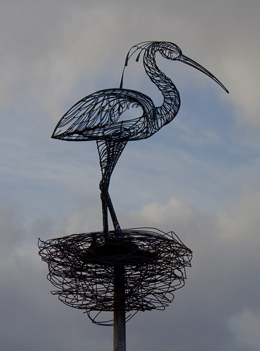 The Carmyle Heron | by 1875Brian