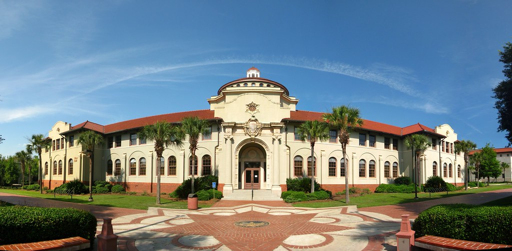 West Hall Valdosta State University Jadjadjad Flickr