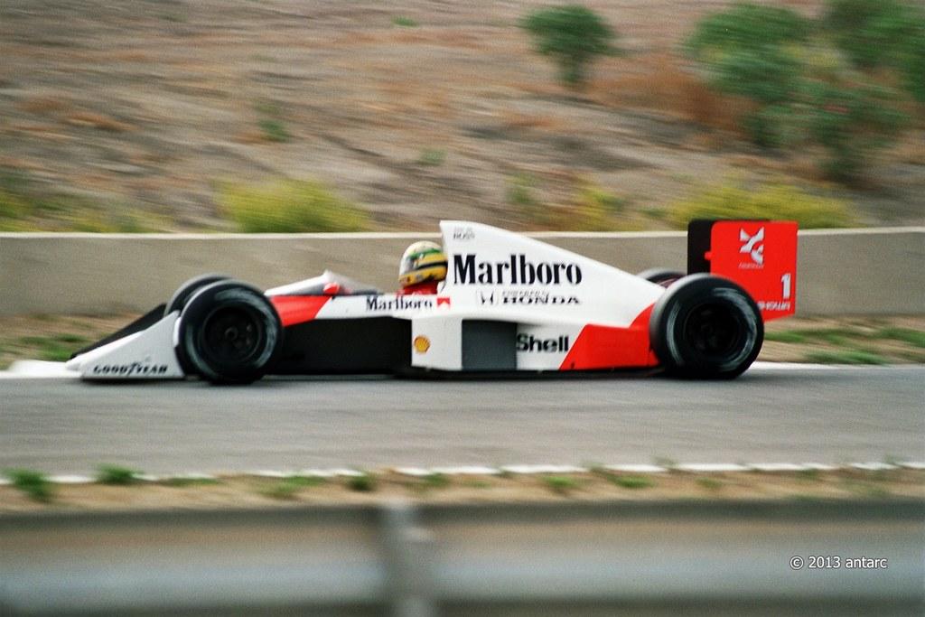 A Mclaren F1 >> 1989 Ayrton Senna - McLaren MP4-5 - GP F1 Spain _0003_1e | Flickr