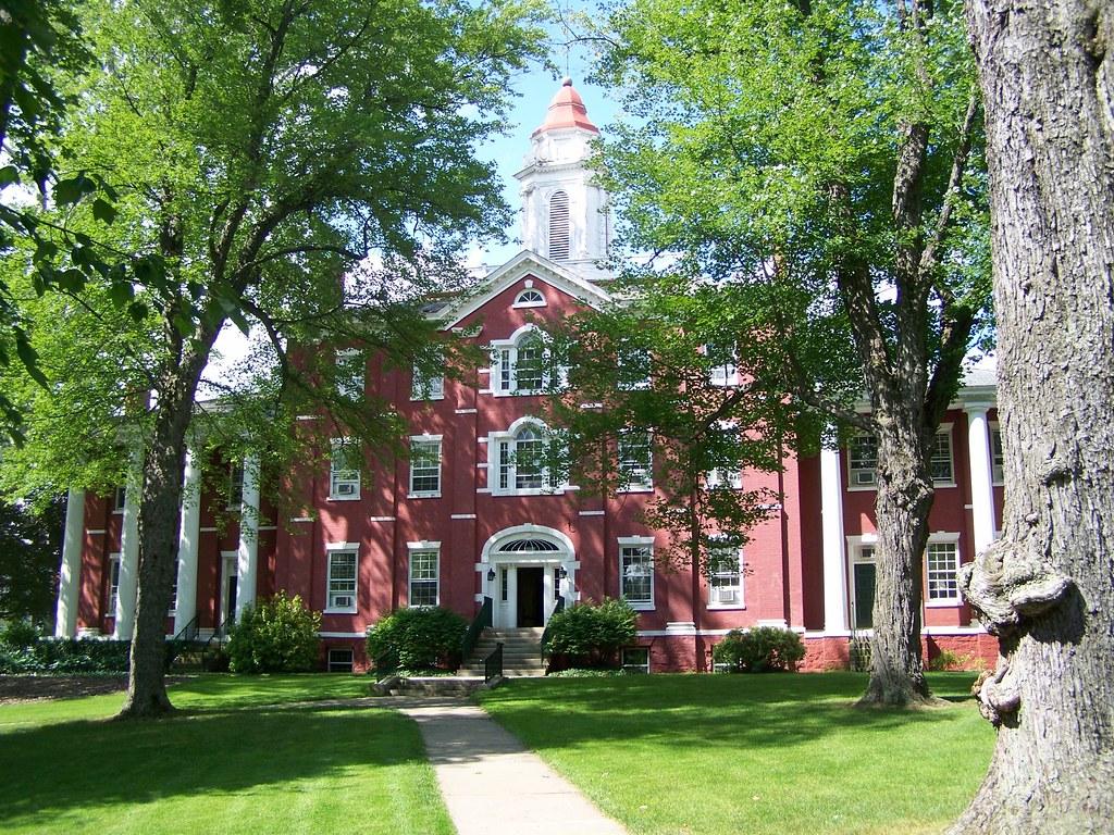 Allegheny College   college, Meadville, Pennsylvania