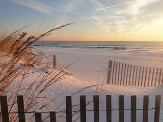 snow on heather's beach (ocean city md) | by royal19