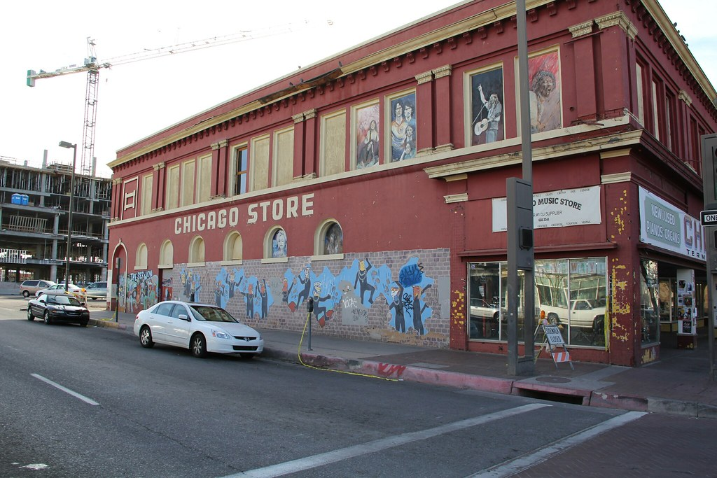 chicago music store downtown tucson ariz alyson hurt flickr. Black Bedroom Furniture Sets. Home Design Ideas