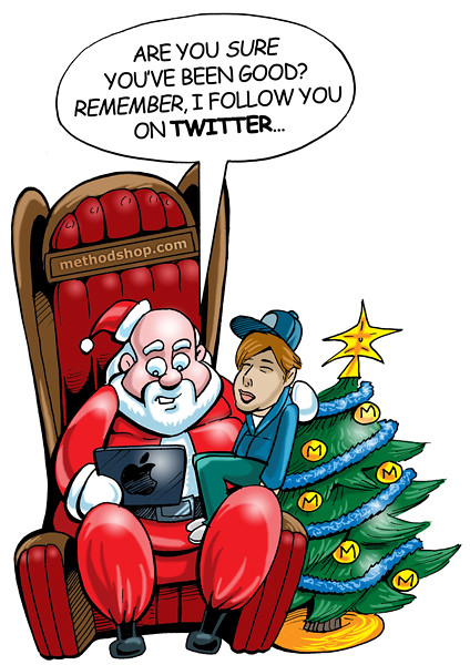 Christmas Will Never Be The Same Because Of Twitter Carto -5686