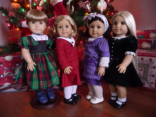 Historic Girls Ready for Christmas | by JLP2000