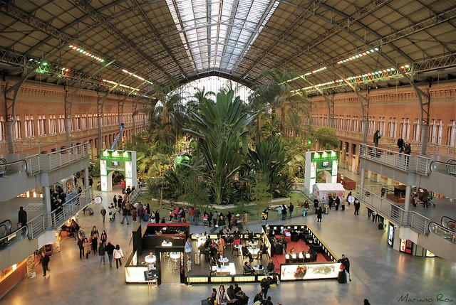 Estaci N De Atocha Madrid Flickr Photo Sharing