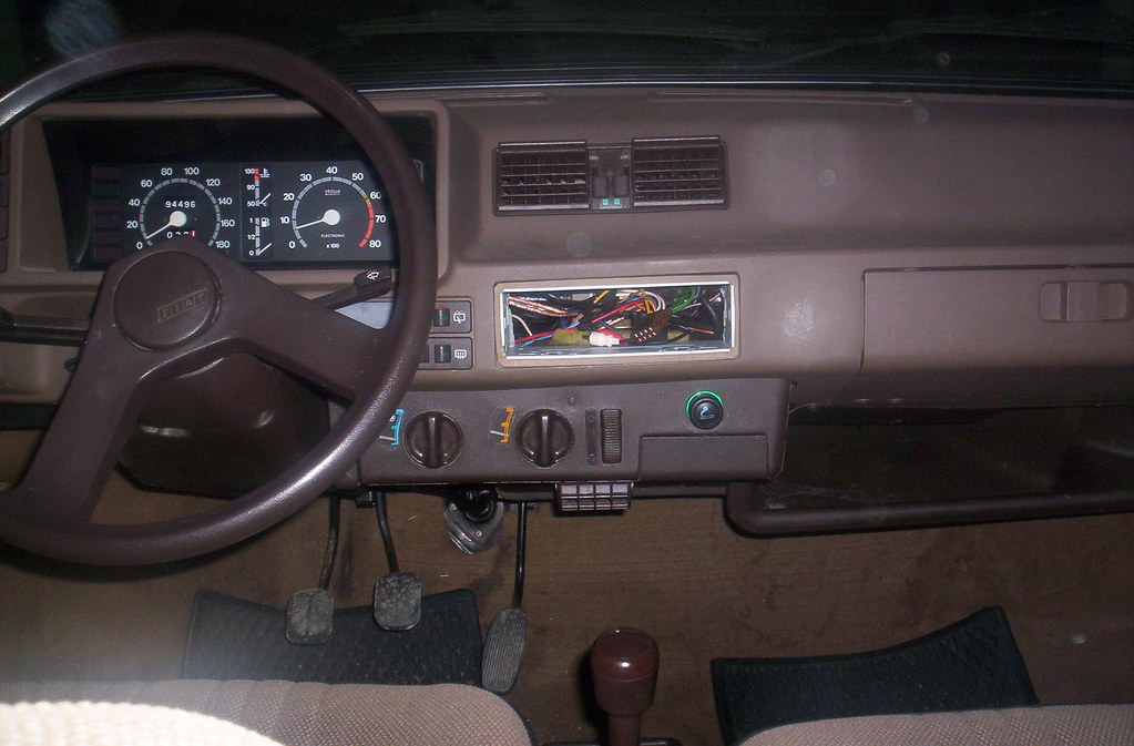 Fiat Ritmo 75cl 1982 Mk1 Fiat Ritmo 75 Cl 1982 For Sale