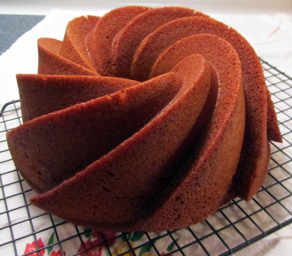 Sugar Free Bundt Cake Glaze