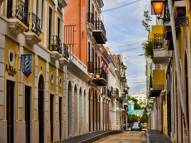 San Juan Puerto Rico Old Town Flickr Photo Sharing