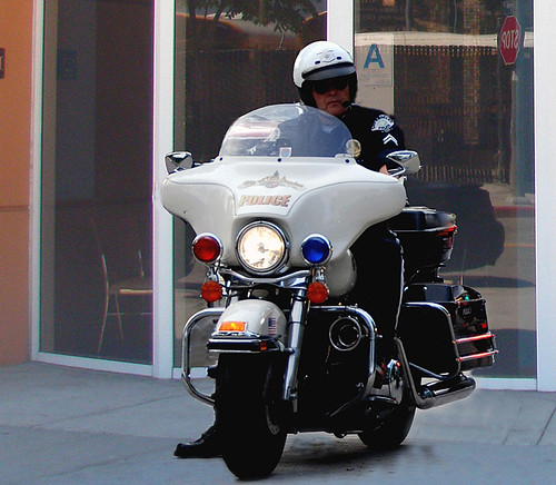 LAPD motor officer | by P.V.O.G. Police-Vehicle-Owners-Group