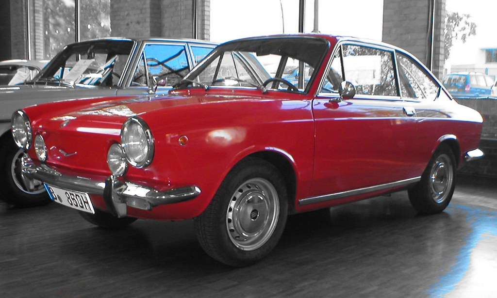fiat 850 sport coupe the fiat 850 sport coup was. Black Bedroom Furniture Sets. Home Design Ideas