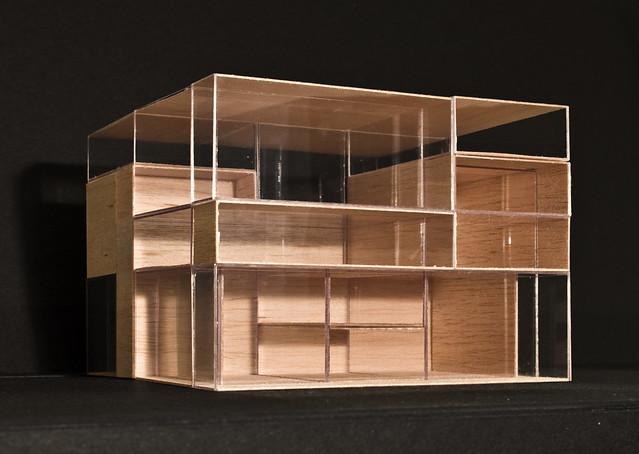 Casa shodhan le corbusier flickr photo sharing - Casas de le corbusier ...