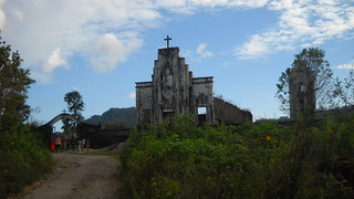 East Timor Old Same Church_Japanese Destruction WW2 | by john.hession