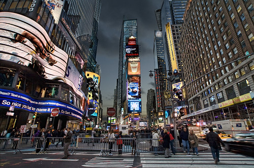 'The Times Square Dream' (New York,USA) | by Mr Andy Bird
