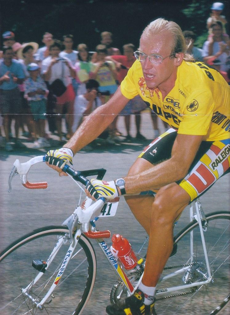 Laurent Fignon Tour De France 1989 Anders Flickr