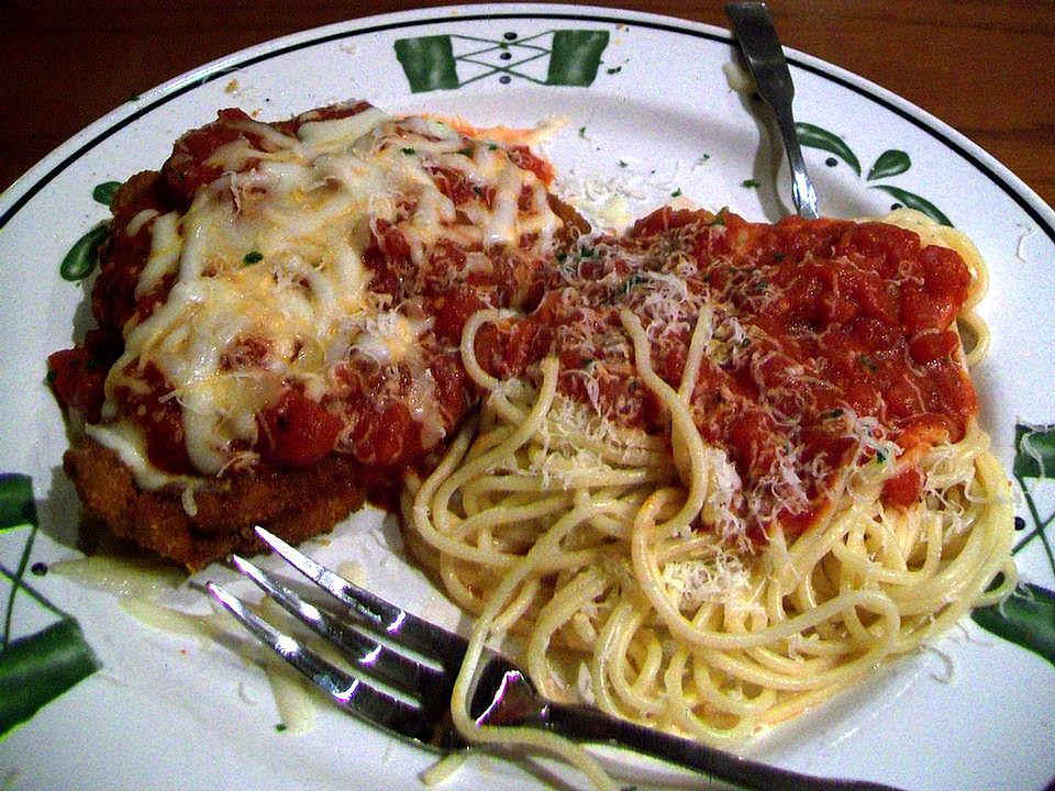 Olive Garden Chicken Parmesan  Anothertom Flickr