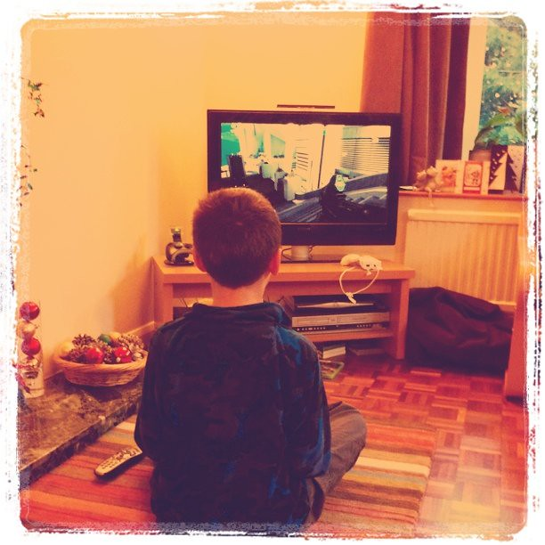 The boy playing Xbox   Dave Briggs   Flickr