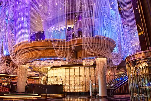 The Chandelier at The Cosmopolitan Las Vegas NV
