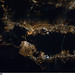 California's Bay Area at Night (NASA, International Space Station, 12/26/10)