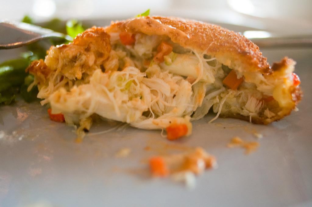 Crab Cakes Chipotle Aioli