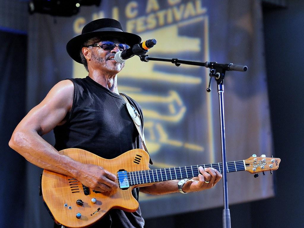 Theodis Ealey - Chicago Blues Festival | DSC_1581aa | Joao ...