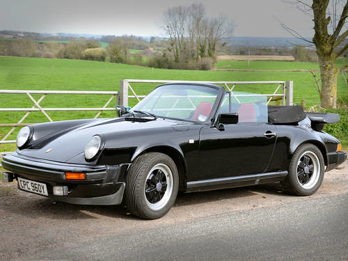 1983 porsche 911 sc 3 0 cabriolet carandclassic co uk flickr. Black Bedroom Furniture Sets. Home Design Ideas