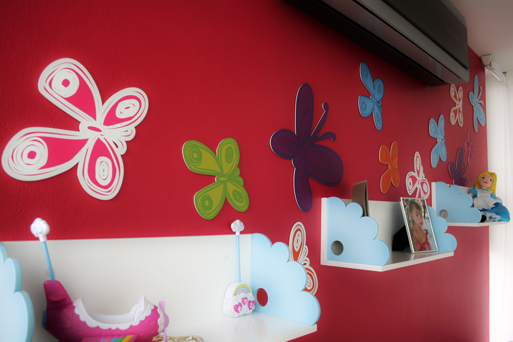 Muebles y decoracion para cuarto de niñas. Girls furniture ...