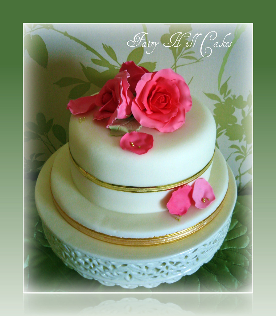 Petal Cake Pan